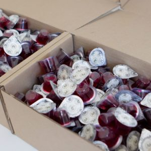 The Miracle Meal Prefilled Communion Cup