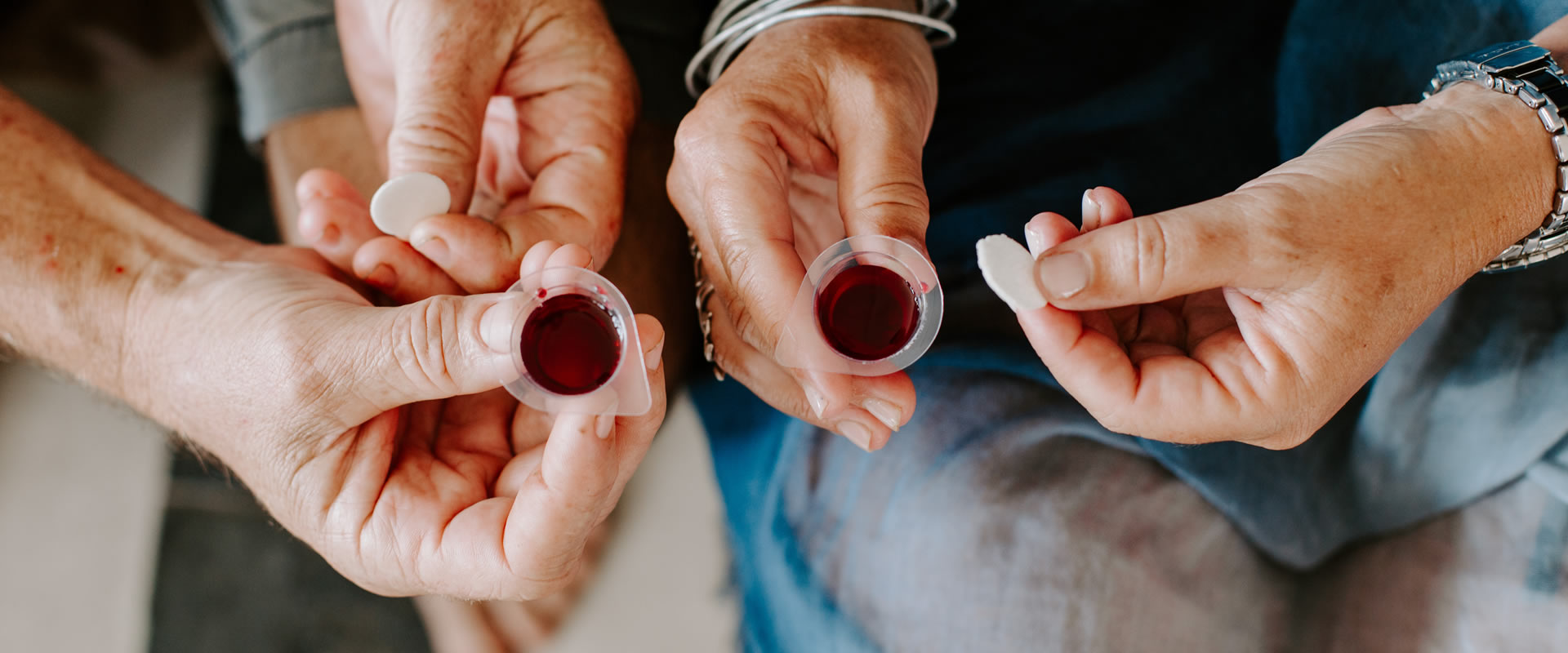 The Miracle Meal Sharing Communion